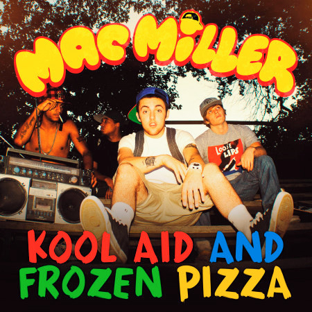Kool Aid and Frozen Pizza 專輯封面