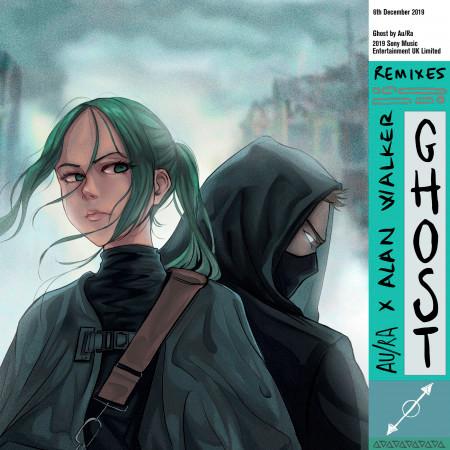 Ghost (Remixes) 專輯封面
