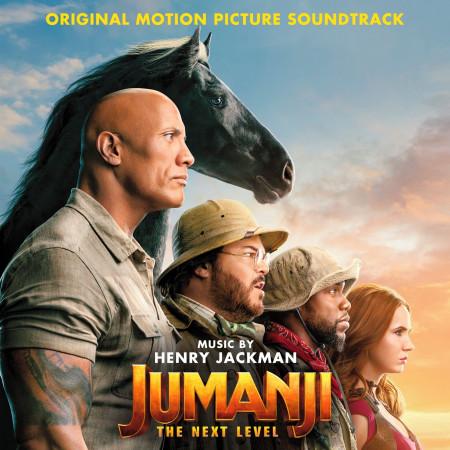 Jumanji: The Next Level (Original Motion Picture Soundtrack) 專輯封面