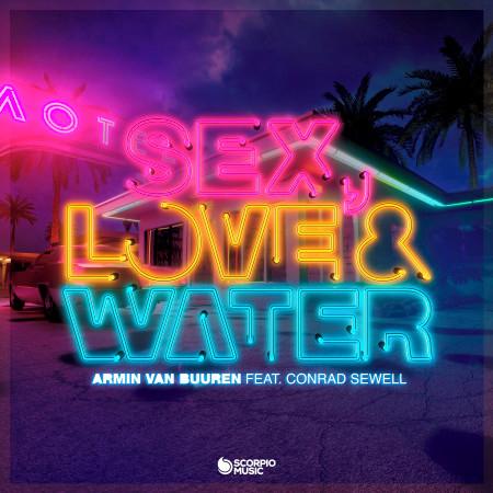 Sex, Love & Water 專輯封面
