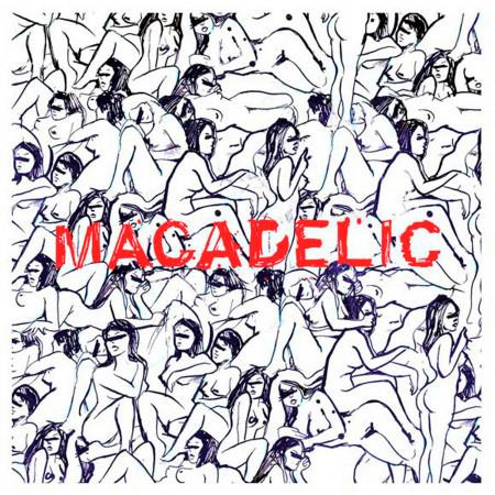 Macadelic 專輯封面