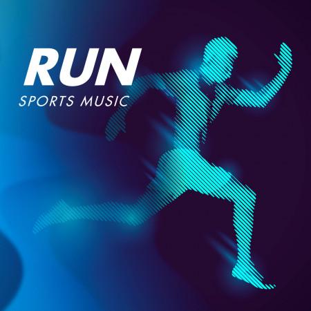 運動音樂:跑步訓練者 (SPORTS MUSIC:RUN) 專輯封面