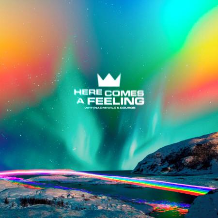Here Comes A Feeling 專輯封面