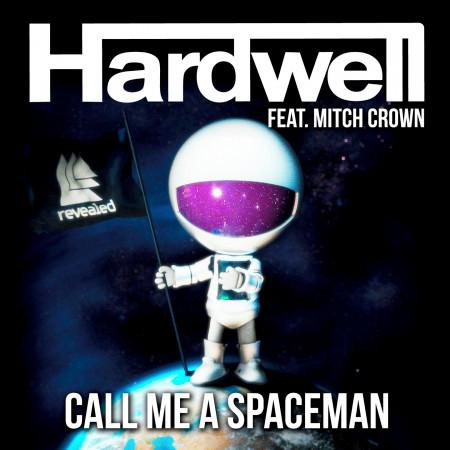 Call Me a Spaceman 專輯封面