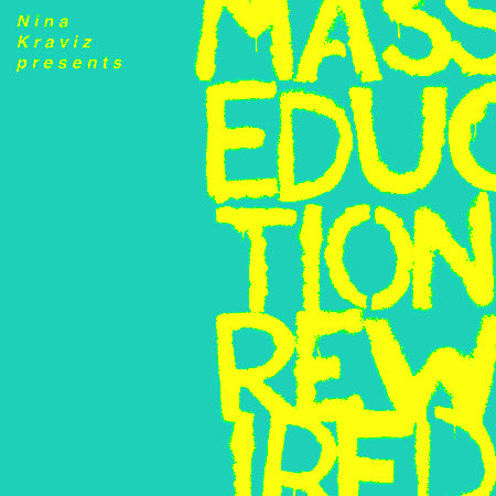 Nina Kraviz Presents MASSEDUCTION Rewired 專輯封面
