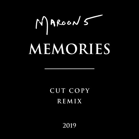 Memories 專輯封面
