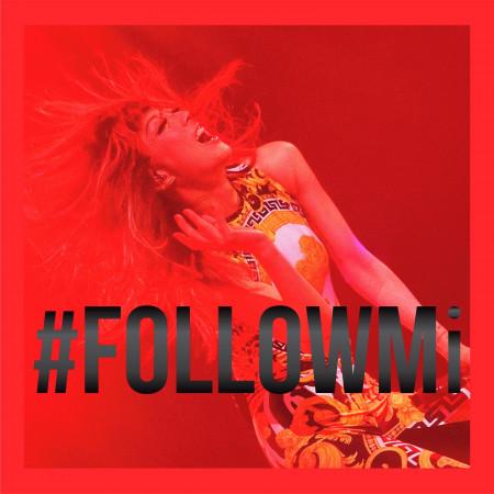 #FOLLOWMi 鄭秀文世界巡迴演唱 (Live) 專輯封面