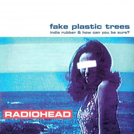 Fake Plastic Trees 專輯封面