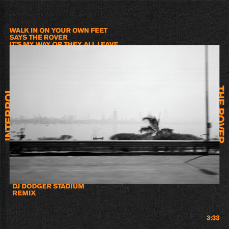 The Rover (DJDS Remix) 專輯封面