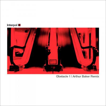 Obstacle 1 | Arthur Baker Remix 專輯封面