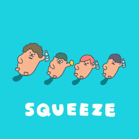Squeeze 專輯封面