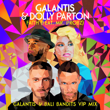 Faith (feat. Mr. Probz) (Galantis & Bali Bandits VIP Mix) 專輯封面
