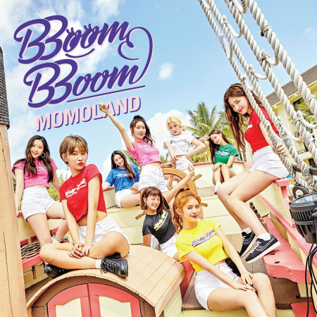 BBoom BBoom 專輯封面