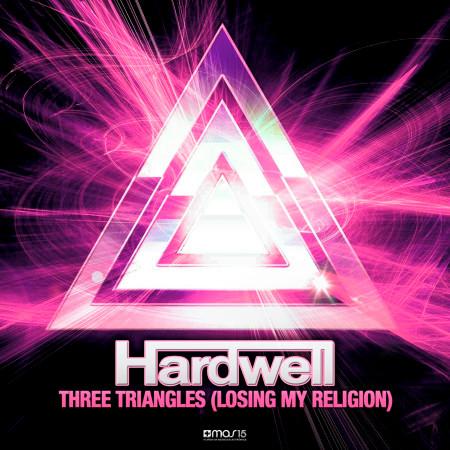 Three Triangles (Losing My Religion) 專輯封面