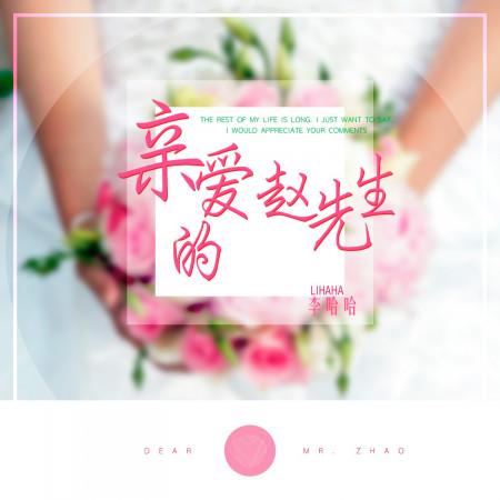 親愛的趙先生 專輯封面