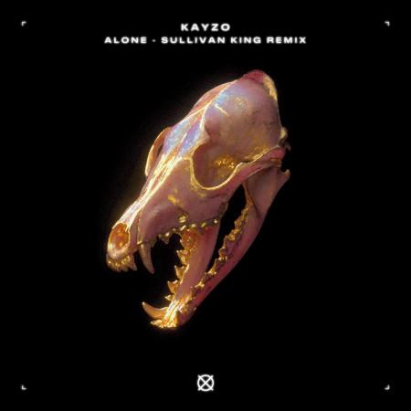 Alone (Sullivan King Remix) 專輯封面