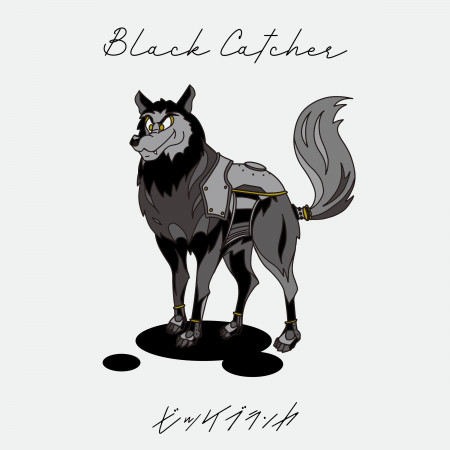 Black Catcher 專輯封面
