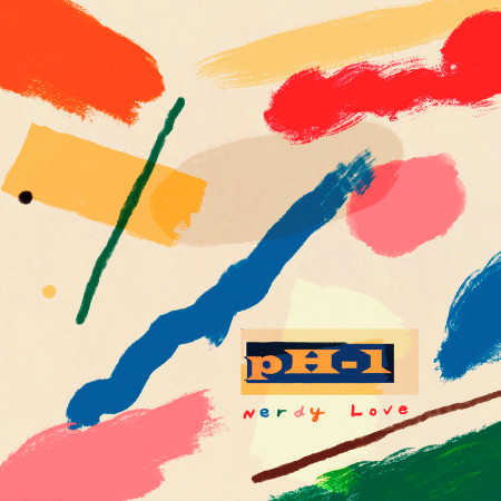 Nerdy Love 專輯封面