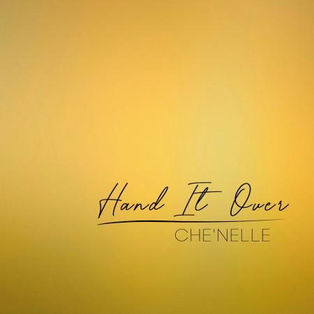 Hand It Over 專輯封面