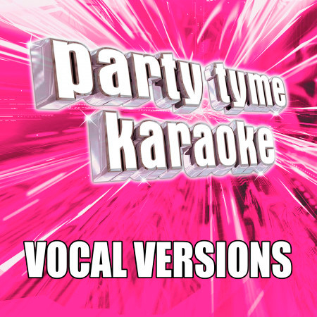 Party Tyme Karaoke - Pop Party Pack 4 (Vocal Versions) 專輯封面