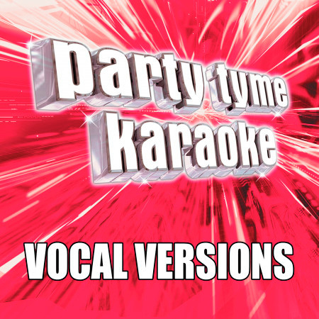 Party Tyme Karaoke - Pop Party Pack 5 (Vocal Versions) 專輯封面