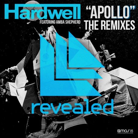 Apollo (Remixes) 專輯封面