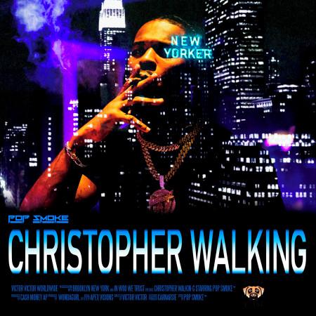 Christopher Walking 專輯封面