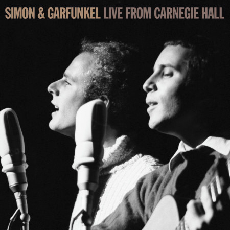 Live At Carnegie Hall 1969 專輯封面