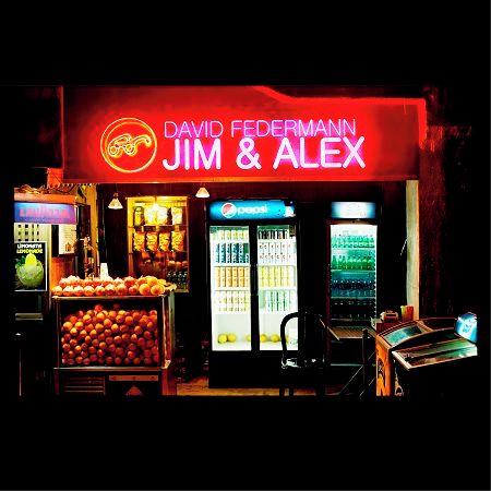 Jim & Alex 二名男子 專輯封面