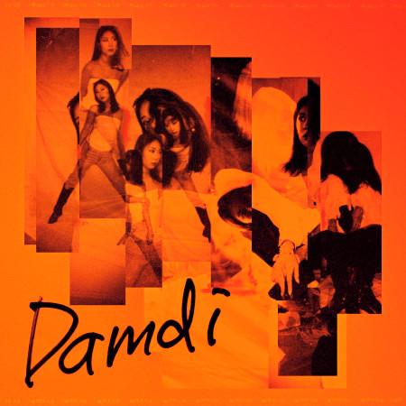 DAMDI 專輯封面