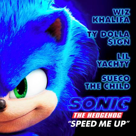 Speed Me Up 專輯封面