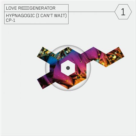Love Regenerator 1 專輯封面