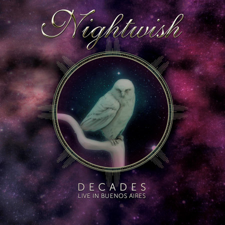 Decades: Live in Buenos Aires 專輯封面