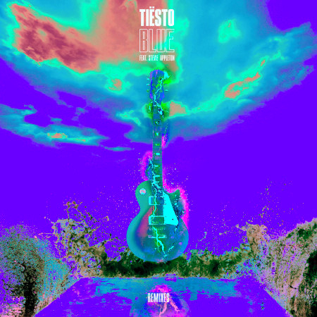 BLUE 專輯封面