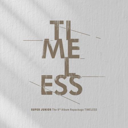 第九張正規改版專輯 『TIMELESS』 專輯封面