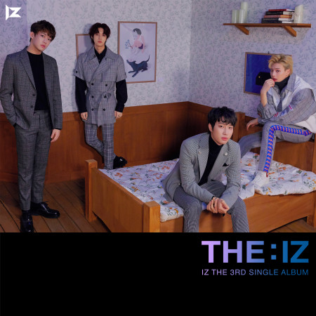 THE:IZ 專輯封面