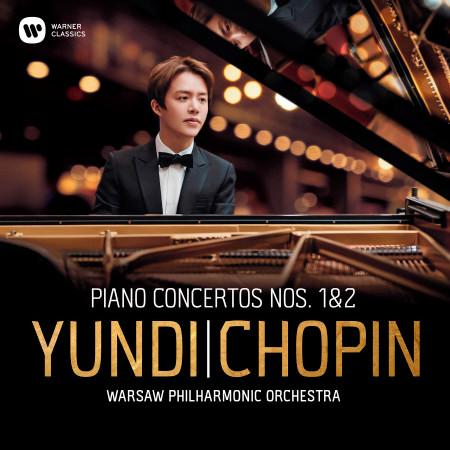 Chopin: Piano Concertos Nos 1 & 2 專輯封面