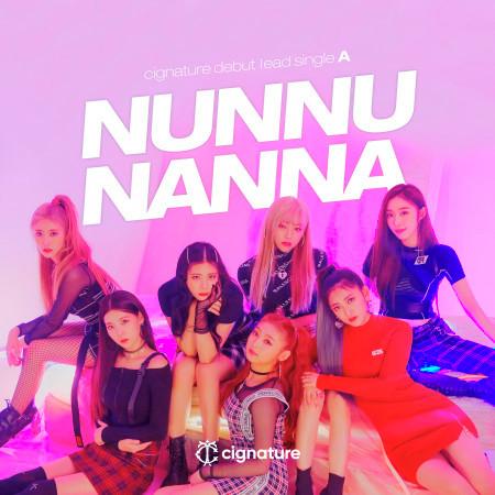 Nun Nu Nan Na 專輯封面
