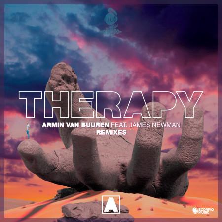 Therapy (Remixes) 專輯封面