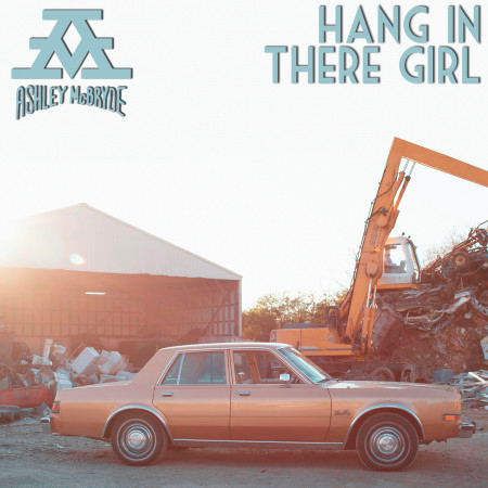 Hang In There Girl 專輯封面