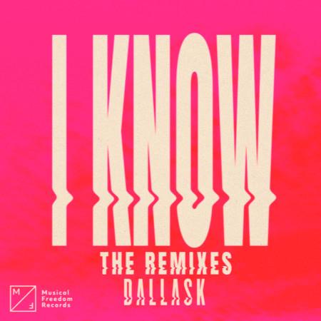I Know (The Remixes) 專輯封面