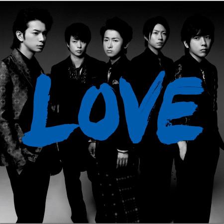 Love 專輯封面