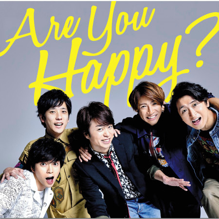 Are You Happy? 專輯封面