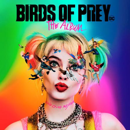 Birds of Prey: The Album 專輯封面