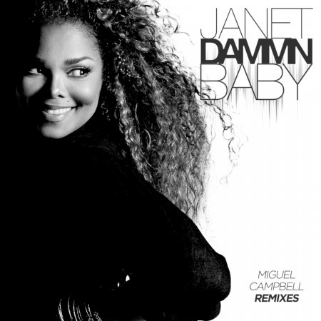 Dammn Baby (Miguel Campbell Remixes) 專輯封面
