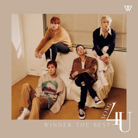 "WINNER THE BEST ""SONG 4 U"" 專輯封面"