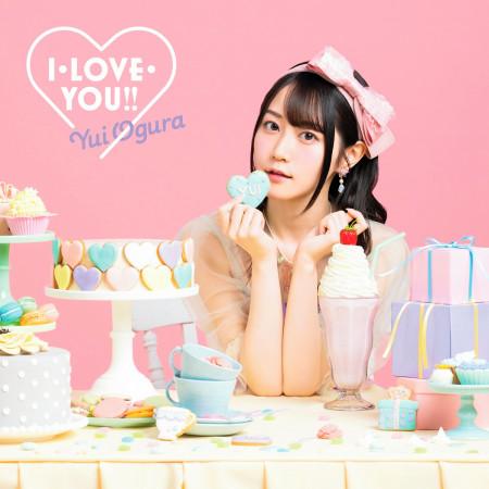 I・LOVE・YOU!! 專輯封面