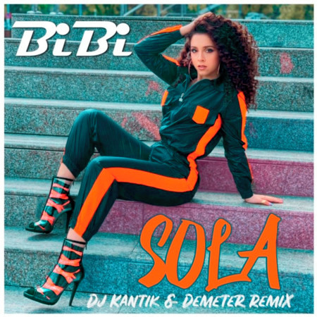 Sola (DJ Kantik & Demeter Remix) 專輯封面