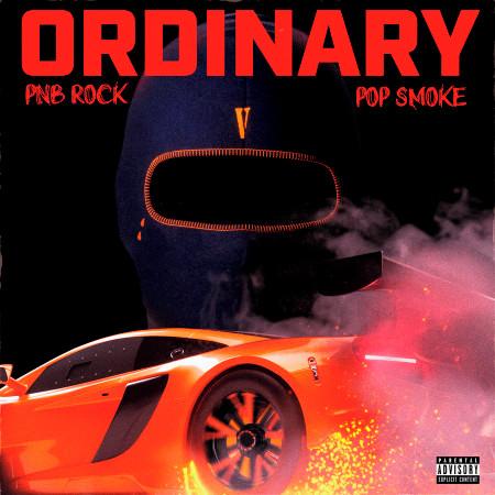 Ordinary (feat. Pop Smoke) 專輯封面