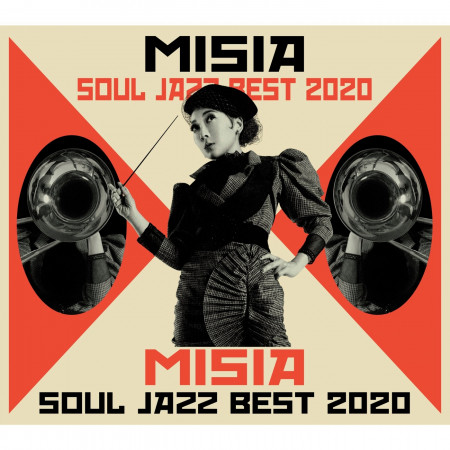 MISIA SOUL JAZZ BEST 2020 專輯封面